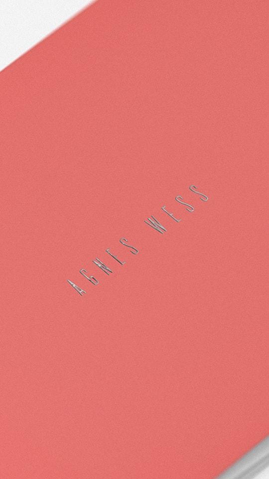 AGNES WESS - Make the World Match You