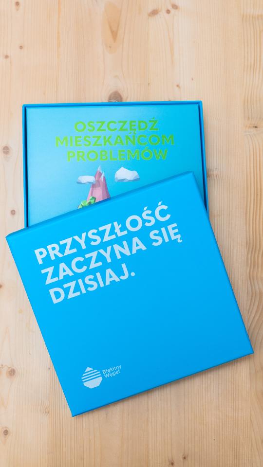 Błękitny Węgiel - Rozpoczęliśmy błękitną rewolucję!